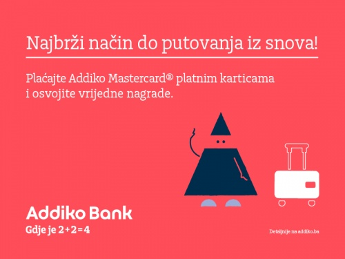 Addiko Bank Mastercard