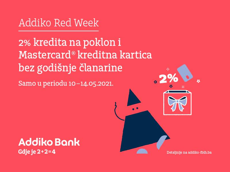 Addiko Red Week