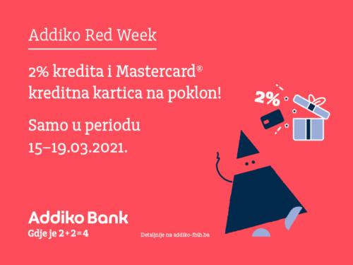 Addiko Red Week 15 3