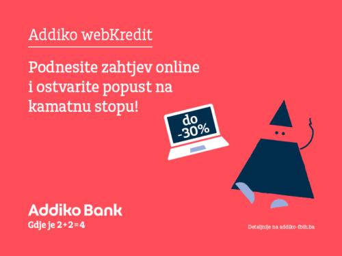 Addiko Webkredit