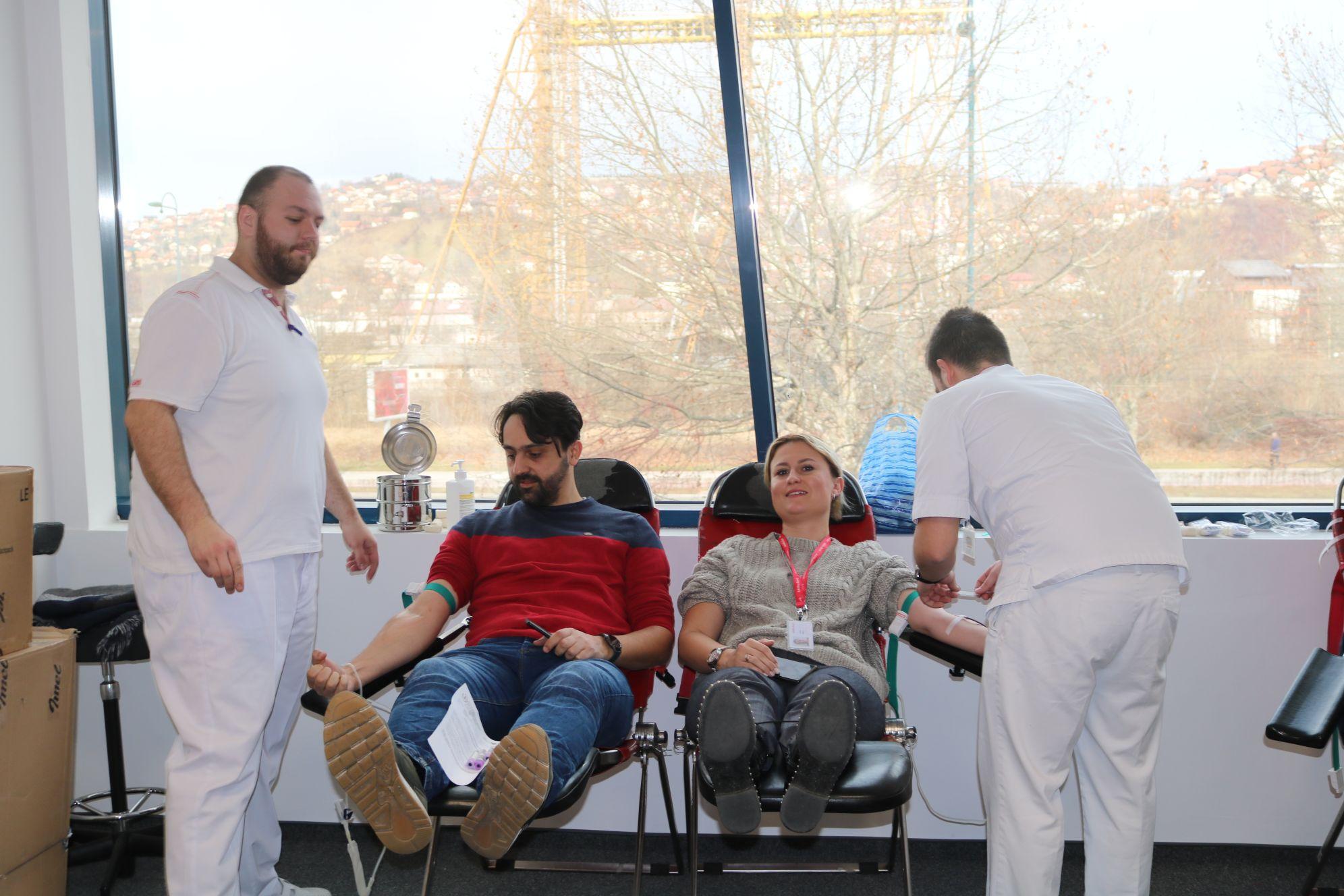 Darivanje Krvi 2