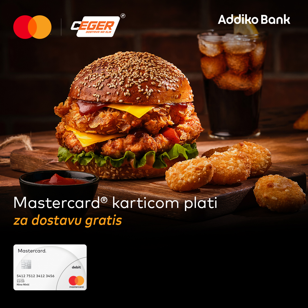 Mastercard Ceger 2021