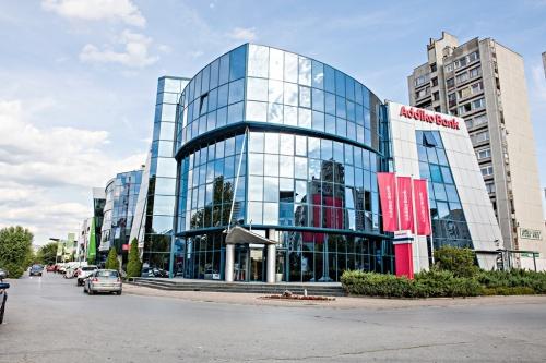 Sjediste Addiko Banke U Sarajevu
