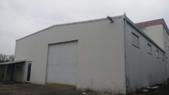 Poslovno-proizvodni objekat sa stanom